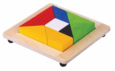 Plan Toys <br>Twisted Puzzle