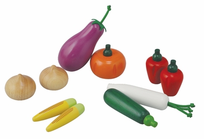 Plan Toys <br>Vegetable Set