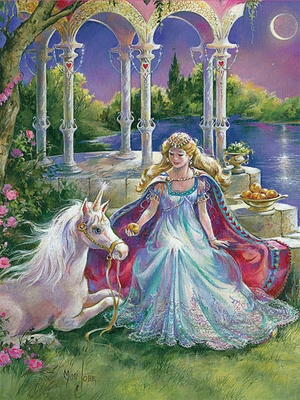 Ravensburger 100 Piece <br>Little Princess