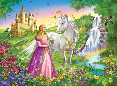 Ravensburger 200 Piece <br>Princess
