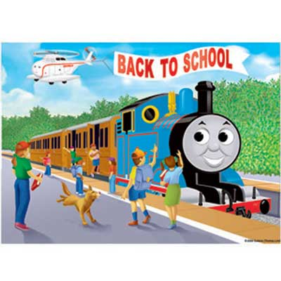 Ravensburger 35 Piece <br>Back to School