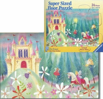 Ravensburger <br>Floor Puzzle <br>Dancing Princess