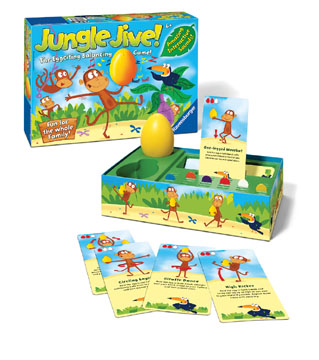 Ravensburger Game <br>Jungle Jive