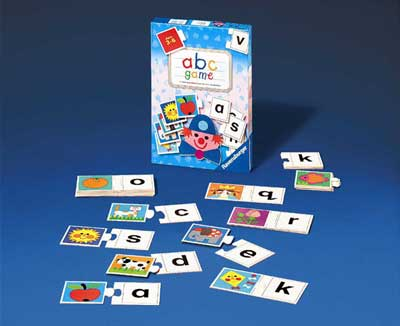 Ravensburger Games <br>ABC Game