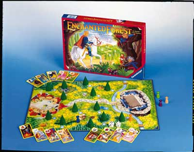 Ravensburger Games <br>Enchanted Forest