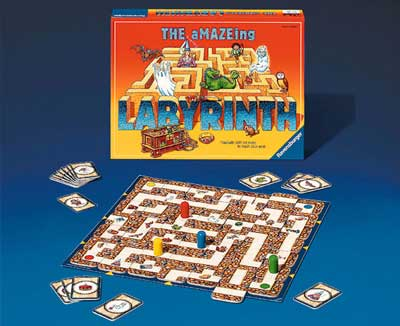 Ravensburger Games <br>Family Games