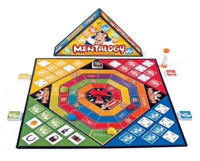 Ravensburger Games<br>Mentalogy
