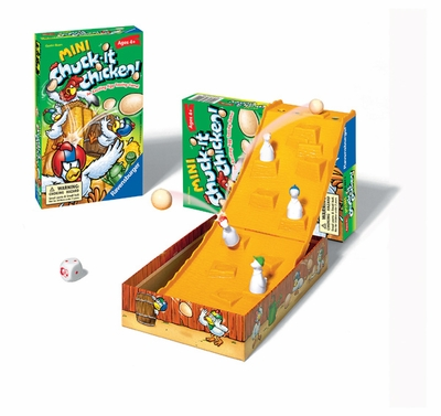Ravensburger Games <br>Mini Chuck-it-Chicken