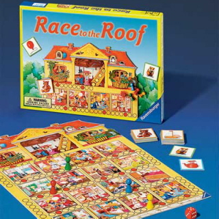 Ravensburger Games <br>Race to Roof