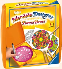 Ravensburger Mandala <br>Mini Flower Power