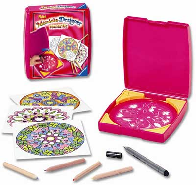 Ravensburger Mandala <br>Mini Romantic