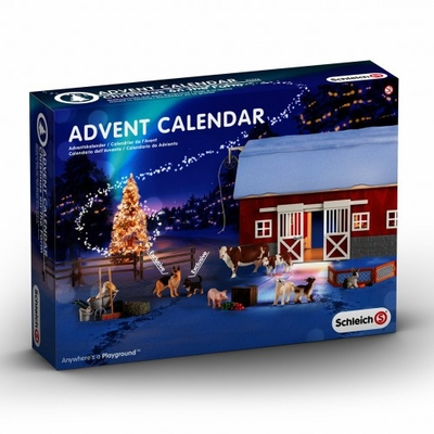 Schleich Advent Calendar <br>Christmas on the Farm