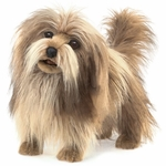Folkmanis Puppet <br>Shaggy Dog