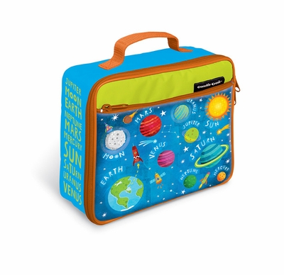 Crocodile Creek <br>Lunch Box <br> Solar System
