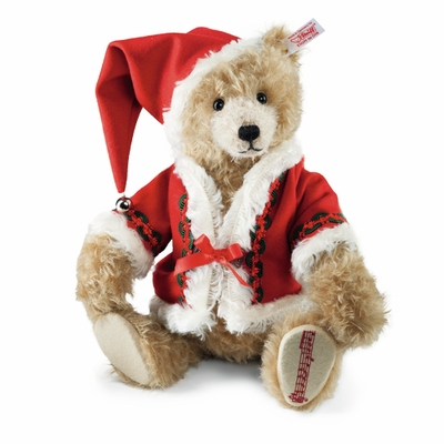 Steiff <br>Limited Edition <br>Christmas Teddy Bear