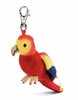 Steiff <br>Best for Kids <br>Keyring Parrot
