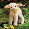 Steiff <br>Limited Edition <br>Lilly Lamb White