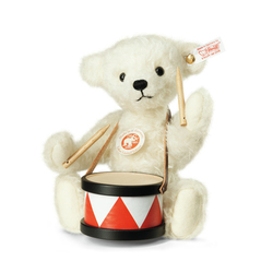Steiff <br>Limited Edition<br>Lukas Teddy Bear