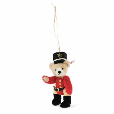 Steiff <br>Limited Edition <br> Nutcracker Ornament