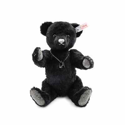 Steiff <br>Limited Edition <br>Onyx Teddy Bear Black