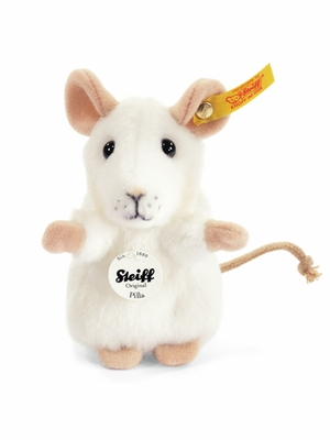 Steiff <br>Best for Kids <br>Pilla Mouse