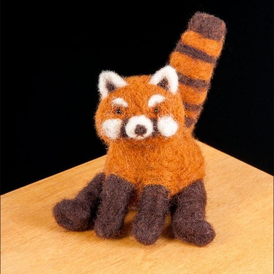 Wool Pets <br>Red Panda <br>Intermediate