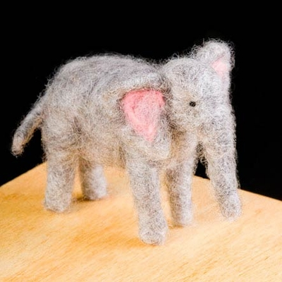 Woolpets <br>Elephant <br>(Intermediate)