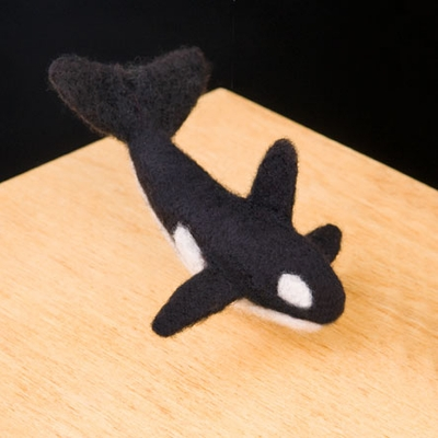 Woolpets <br>Orca <br>(Easy)