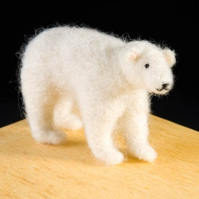 Woolpets <br>Polar Bear <br>(Intermediate)