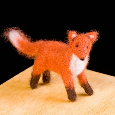 Woolpets <br>Red Fox <br>(Intermediate)