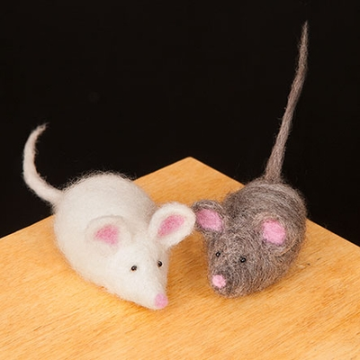 WoolPets <br>Mice <br>Easy