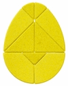 Anchor Stone Puzzle <br>Yellow Egg