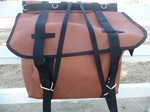 Bear Cloth Western Saddle Pannier