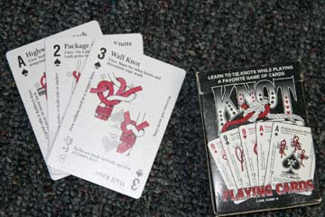 Knot Playing Cards