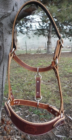 OPS Leather Halter