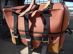 Oversized Bear Cloth Pack Pannier Set