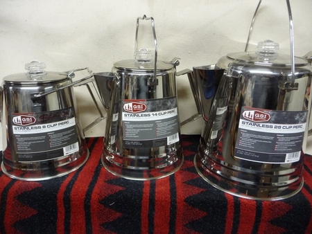 Perculator Stainless Steel
