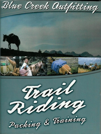 Trail Riding, Packing & Training