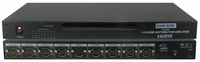 Shinybow SB-5659 1x16 HDMI DIstribution Amp w/Input-Autoscan