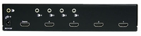 1x4 HDMI Splitter w/Analog Audio for an Amp