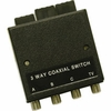 High Isolation 3X1 RF Switch - 1080p Rated