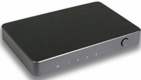 4x1 HDMI Switcher with HDR Support