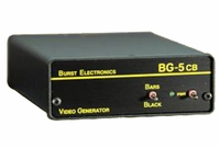 Burst Electronics BG5CB 5-Output Blackburst Generator with Color Bars