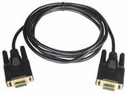 6' (2m) DB9 Female on both ends - Null Modem - for C2-4000/5000/7000 Series