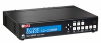 tvone C2-2200A 7 Inputs, Up/Cross Conversion, Stereo Audio Switching