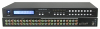 Shinybow SB-8802LCM 8x8 Component HDTV Video Matrix Routing Switcher - TAA Compliant