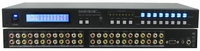 Shinybow SB-5548LCM 8x8 Composite Video/Audio Matrix Routing Switcher