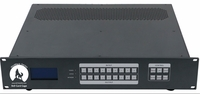 4K/60 9x9 HDMI Matrix Switcher Chassis - You Design With It