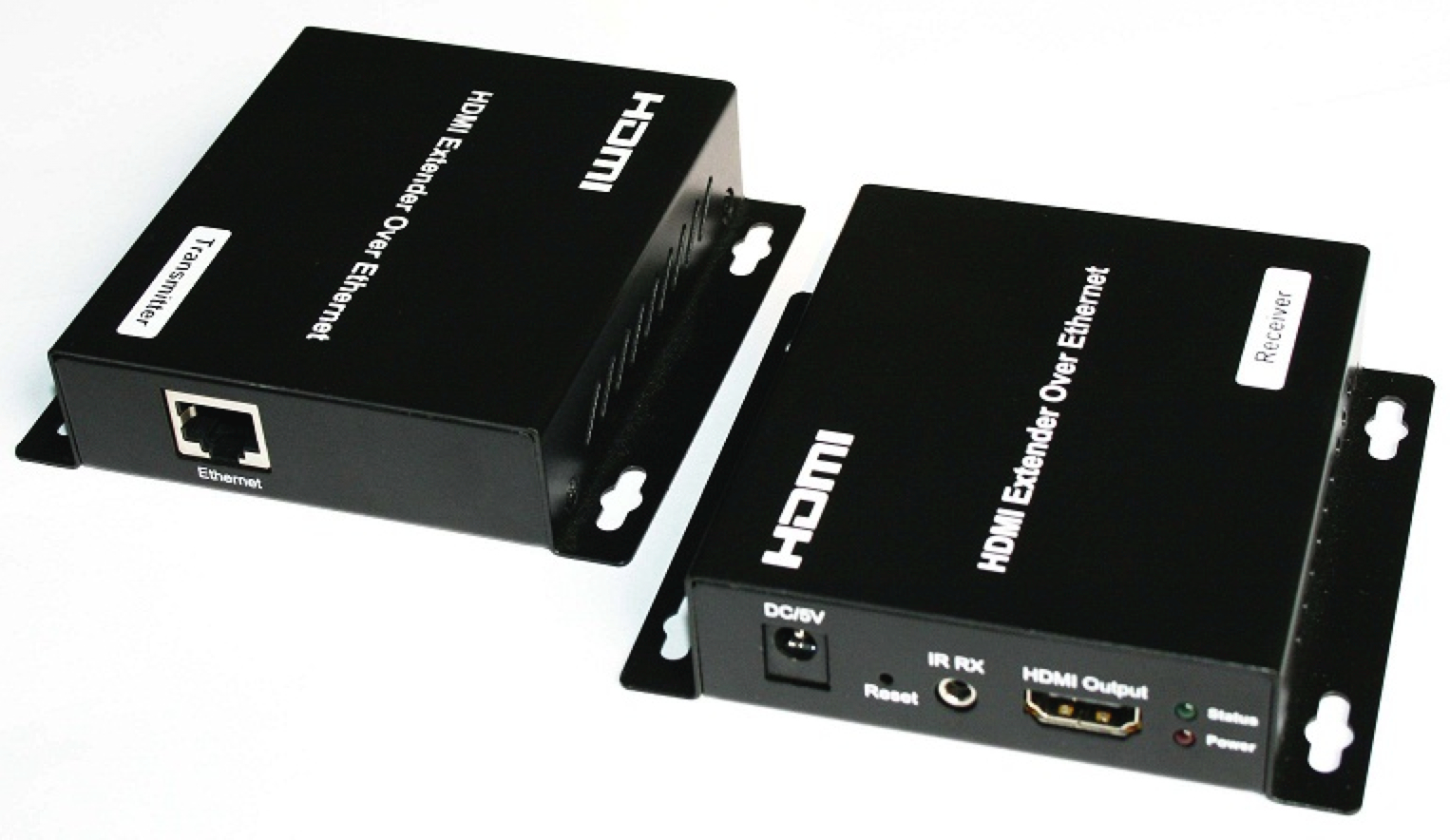 WolfPack 9x9 Network HDMI Matrix Switch Over CAT5 To 300 Feet - Preconfigured