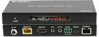 A-Neuvideo ANI-HDR100 HDMI 4K HDR 18Gbps PoH Extender